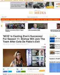 Who Is Ziva's Successor On 'NCIS'?